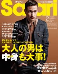 007でおなじみのダニエル・クレイグや、ジョニーデップなど海外セレブのファッションを参考にしたコーディネートが揃うメンズファッション雑誌。30代男性を中心に40代
