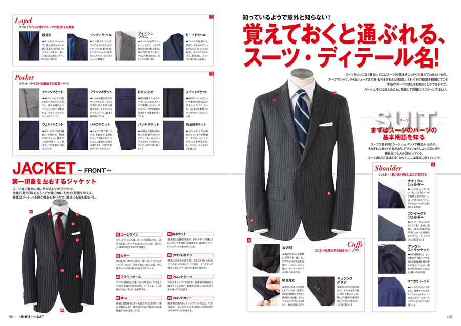 FINEBOYS +PLUS SUIT 2013春夏号