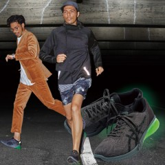 ASICS GEL-KENUN/都会の夜を駆け抜けるネオンカラーをキミは見たかい?|FINEBOYS 靴