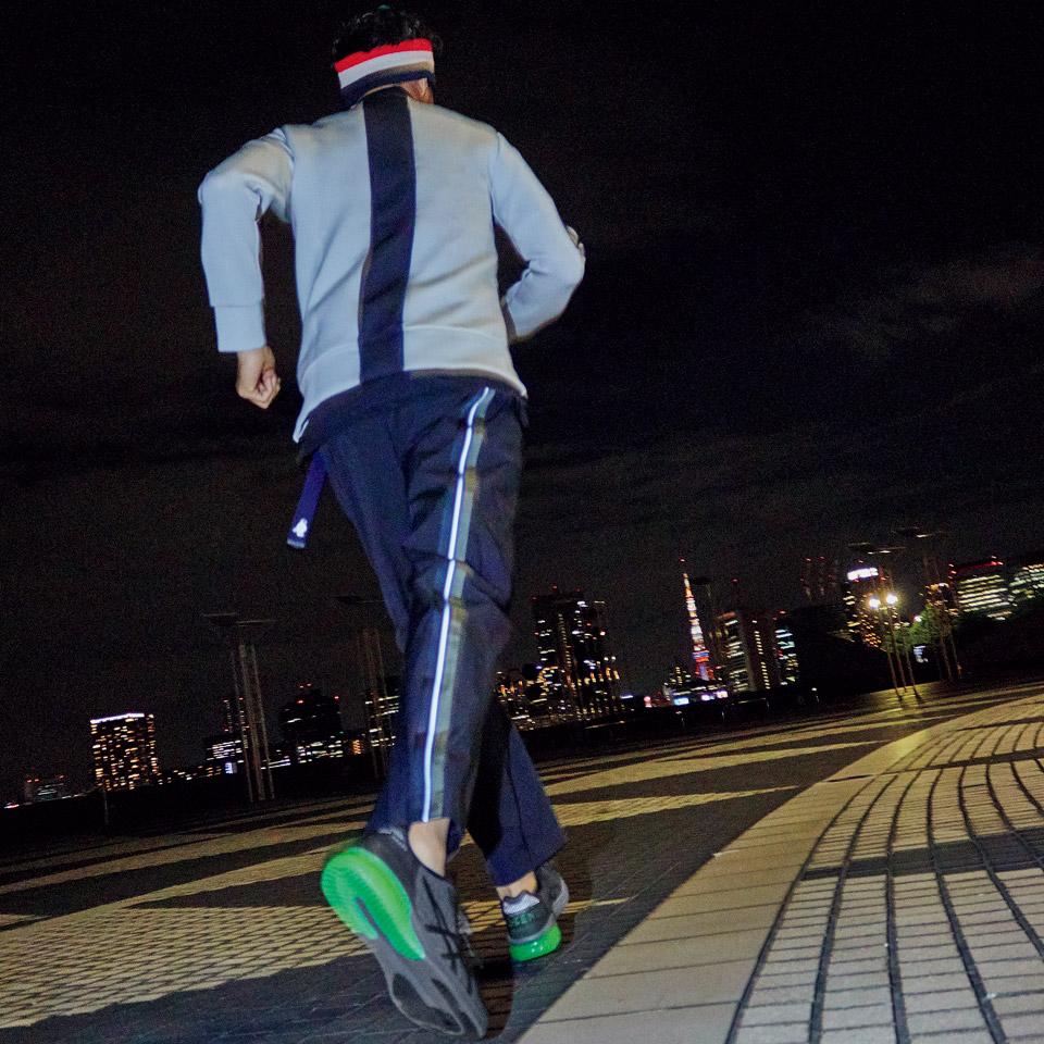アシックス ゲル ケンウン FINEBOYS靴 × ASICS GEL KENUN