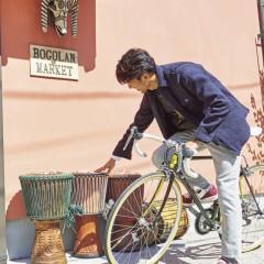 阿佐ヶ谷 自転車でお洒落に街クルーズ!vol.4 Fine[ファイン]