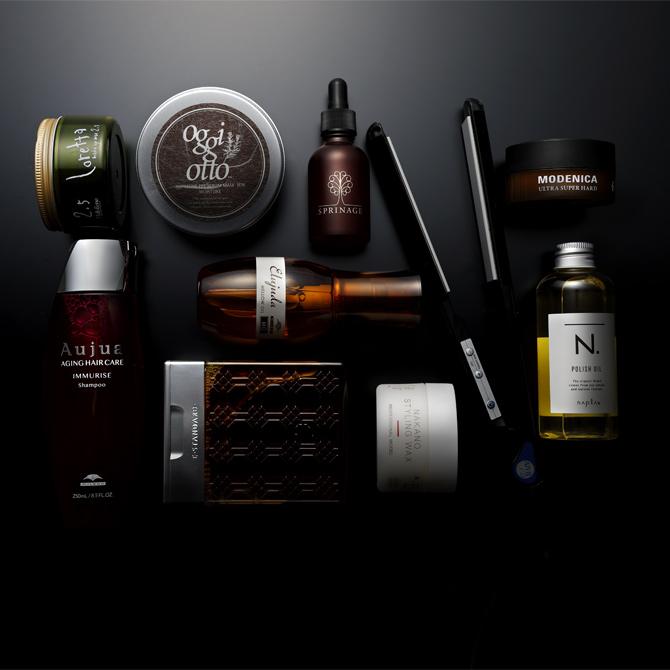 人気美容師による、プロフェッショナル美容アイテムのランキング企画